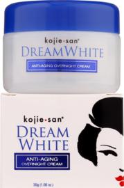 Kojie San dream white Face nacht Cream