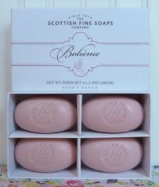 Scottish Fine Soaps Company Boheme scented Soaps
