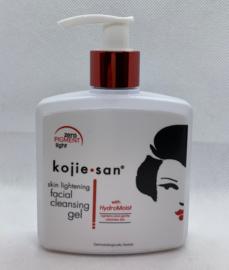 Kojie San Facial Cleansing Gel, Skin Lightening 250 ml