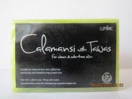 Calamansi with Tawas