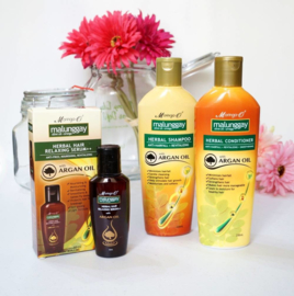 Malunggay Herbal Hair Care Set