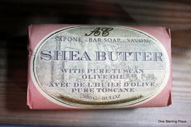 Alighiero Campostrini Shea butter