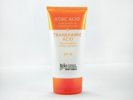 Belo body cream kojic acid + tranexamic