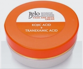 Belo Kojic Acid + Tranexamic Acid Whitening Face & Neck Cream 50 gr