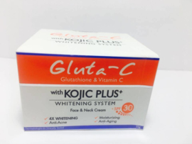 Gluta-C Face & Neck Cream SPF30
