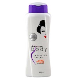Kojie San kojie-san body lotion SPF 25