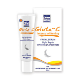 Gluta-C Intense Whitening Facial Serum Night Repair