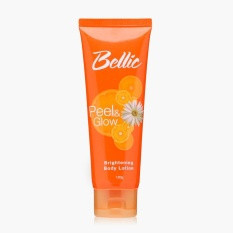 Bellic Peel&Glow Brightening Body Lotion