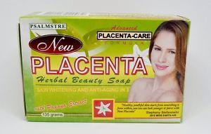 Psalmtre Placenta Herbal Soap