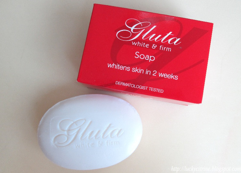 Gluta White & Firm Soap
