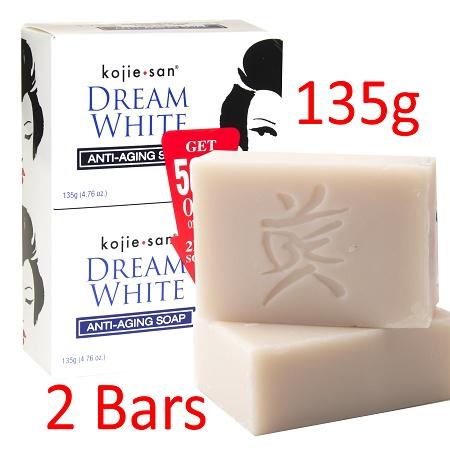 Kojie San dream white zeep