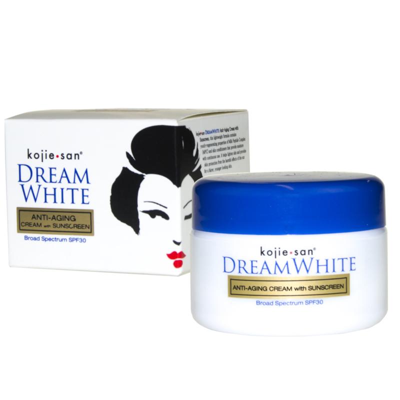 Kojie San dream white Face Cream met sunscreen SPF 30