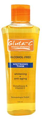 Gluta-C Whitening Acne Control Toner 100ml