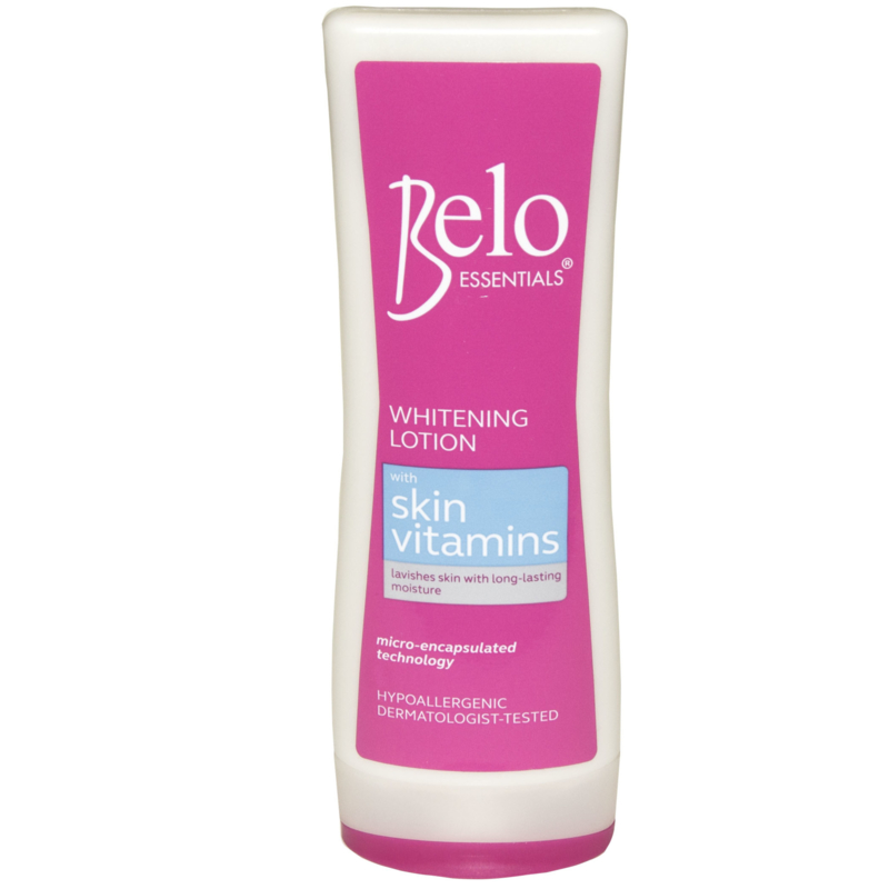 Belo Whitening Lotion Skin Vitamins