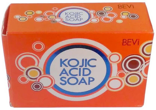 Kojic Acid zeep