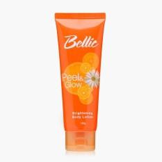 Bellic Peel&Glow Brightening Body Lotion