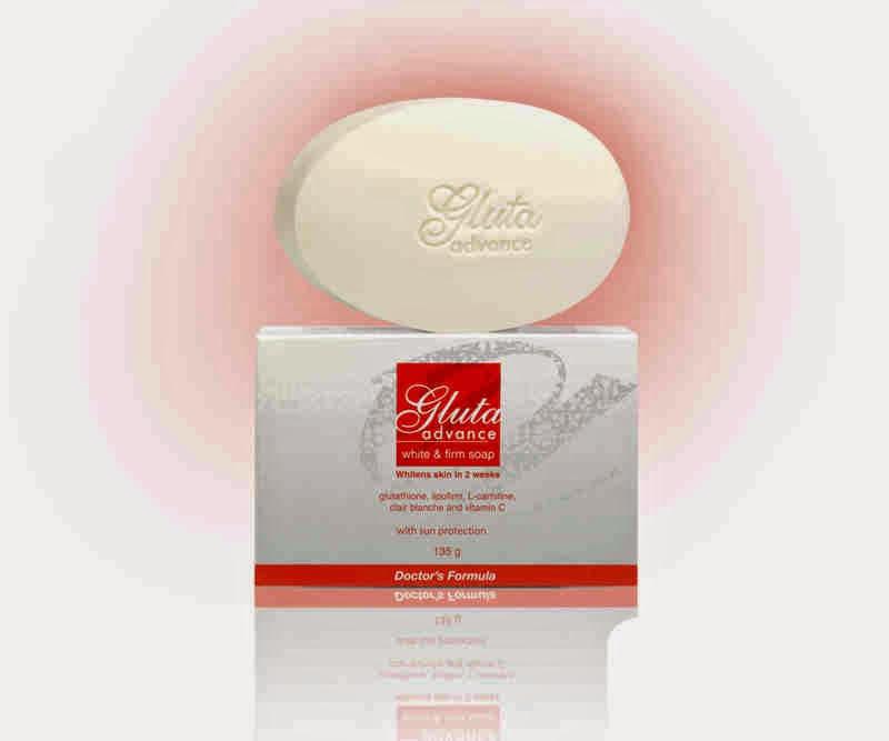 Gluta Advance Soap