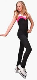 Skinny Skate Pants black (P11)