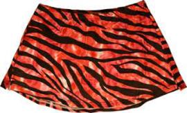 A-line Skate Skirt zebra Tie Dye (K01)