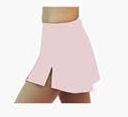 Solid Velvet skirt diverse kleuren(K03)