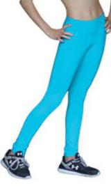 Solid Color Skinny Yoga kleur (PS711)