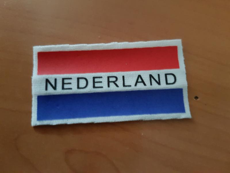 Nederland vlaggetje