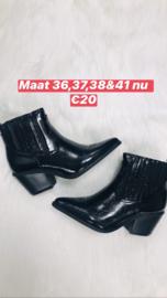 Lak boots