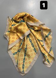 Silky sjalen