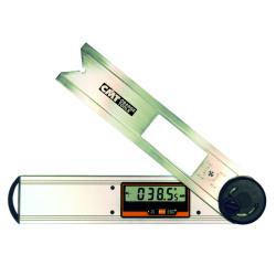 Hoekmeter digitaal 260x50x25mm 0-360 graden