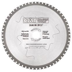 Mega-cirkelzaag voor RVS 190x1.8x30 Z=48 8°FWF