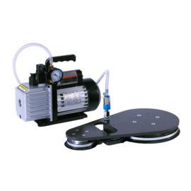 VAC.820 220 V Vaccuümplaat ovaal 450 250 mm