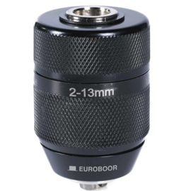 Euroboor IBK.13Q SnelwisselboorkopØ 2 - 13 mm