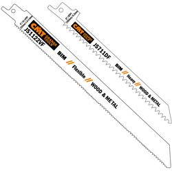 CMT Reciprozaagbladen BIM voor hout/metaal