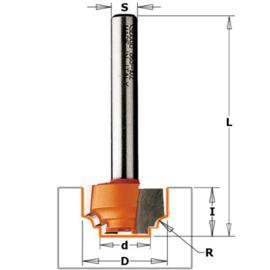 Infrees-profielfrezen S=6 CMT