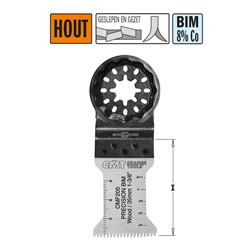CMT BIM Multitool-zaagbladen B=35mm