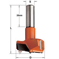 CMT cilinderkopboren spanvlak