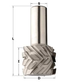 CMT Diamant bovenfrezen 40° axiale snijhoek