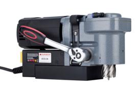 ECO.36 haakse kernboormachine met een hoogte van slechts 16,5 cm