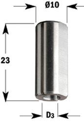 Verloopbus S=10x23 F=2