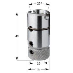 CMT Snelwisselboorhouder voor Morbidelli-machines