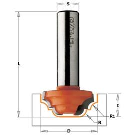 Infrees-profielfrees HW S=6 D=19 R=2.4 CMT