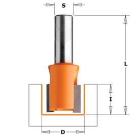 Inkroosfrees HW S=6 D=12 x 12 x 38 CMT