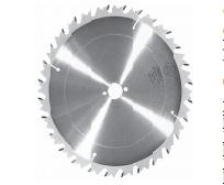 Cirkelzagen voor de bouw type AB