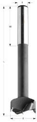 Cilinderkopboor HW S=13x50 D=40x130 Rechts