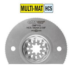 HCS multi-zaagblad W=85mm K=0,8 TS=1,5 17TPI Starlock
