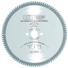 Cirkelzagen Non-ferro CMT