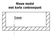 Cilinderkopboor HW S=10x26 D=14x70 Links