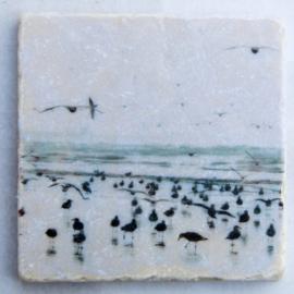 Nature Art tiles - Karen Winnubst