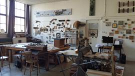 Atelierbezoek Ellen van Toor