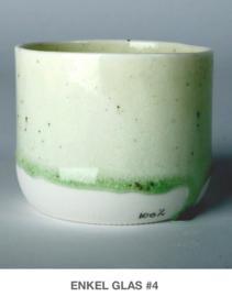 Enkel Glas - Studio Ineke vd Werff